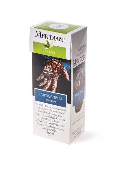 Marocco Menta - Tè verde con menta