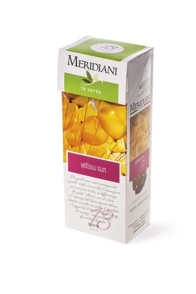 Yellow Sun - Tè giallo con goji e mango