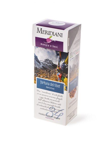 Fortuna del Tibet - Bevi e mangia fragola e goji