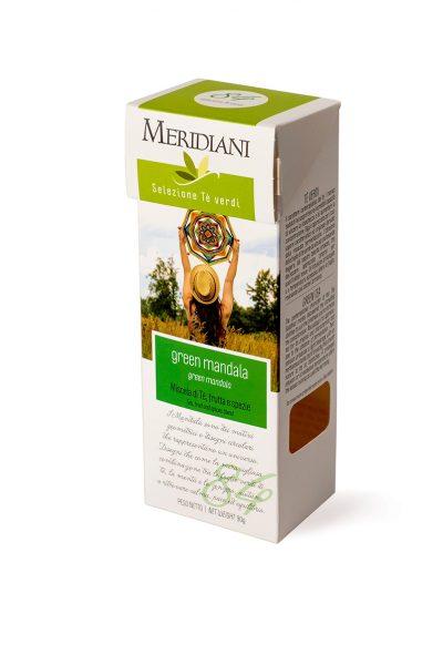 Green Mandala - Tè verde con menta e zenzero