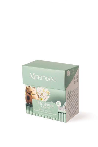 China Jasmine - Tè verde jasmine gelsomino