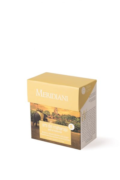 Oro del Maharaja - Tè verde limone e zenzero