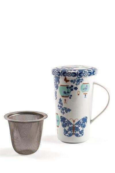 Oriental Tea - Tisaniera