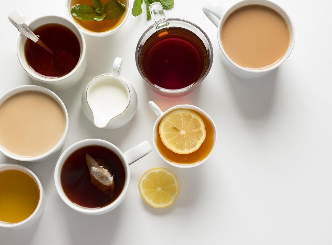 Nuovo tea selector