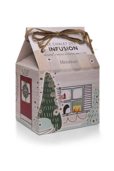 LE CHALET DES INFUSION La casa delle infusioni