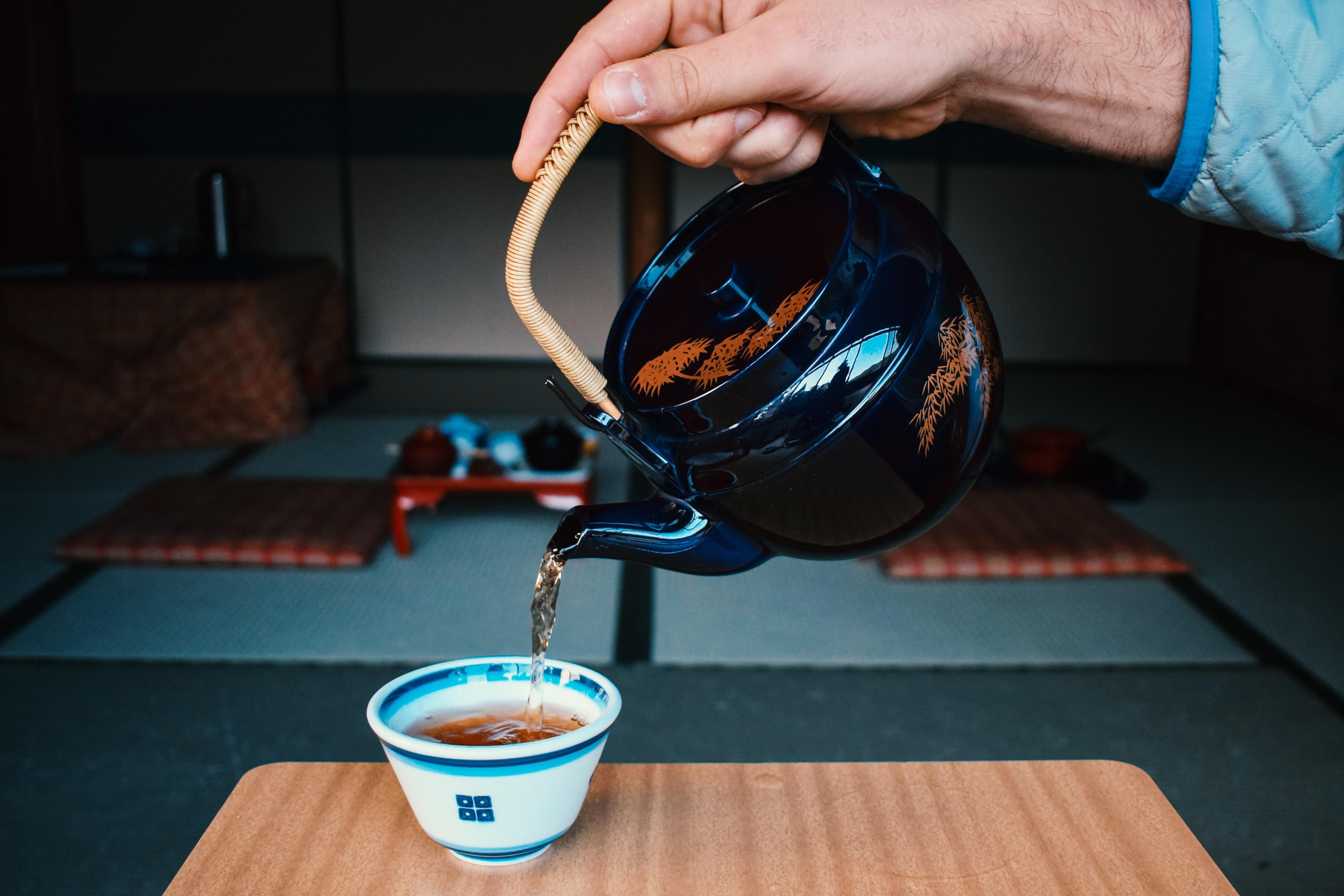 The Sencha tea, the Japanese tea par excellence